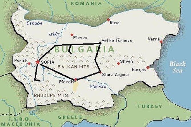 Bulgaria: el mejor tour en 8 días y con Guía de habla española