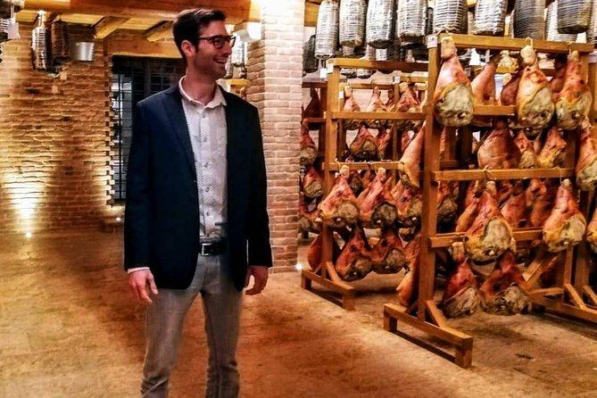 Visit A Venetian Raw Ham Production