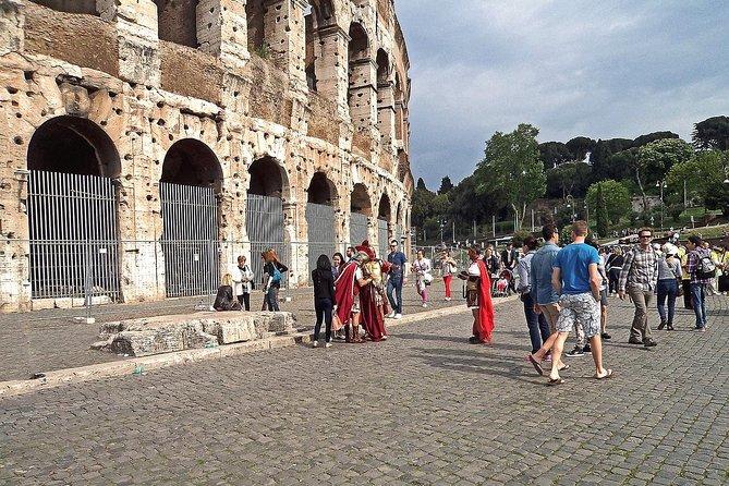 Colosseum skip the line tour 1h