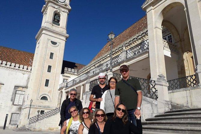 Coimbra Tour from Lisbon
