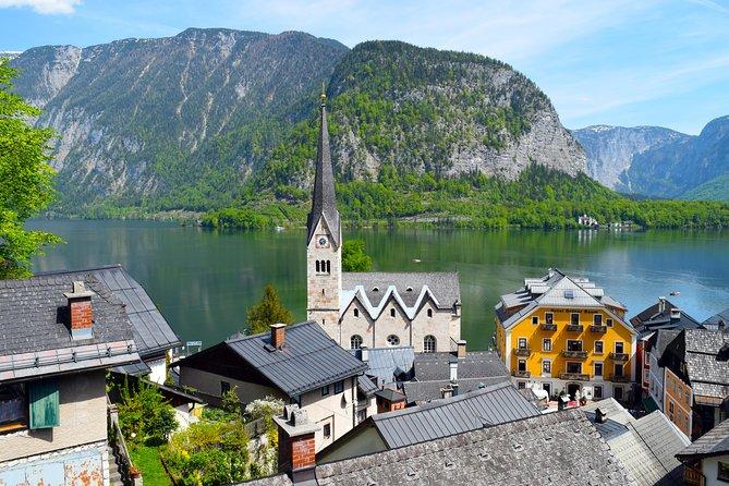 Private Eagle's Nest en Hallstatt tour vanuit Salzburg