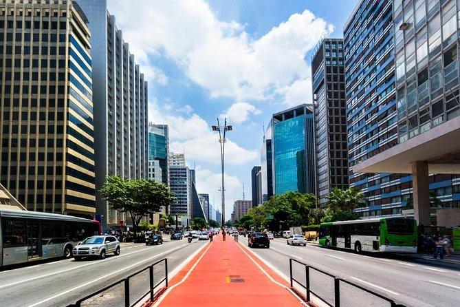 Private City Tour: Vila Madalena, Paulista Ave., Ibirapuera, Stadium and more