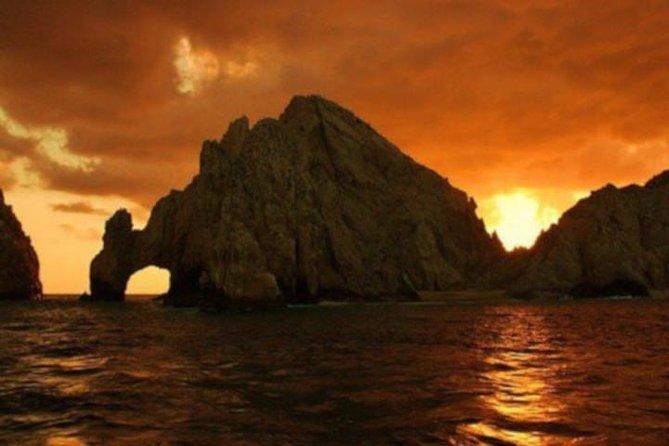 Privat Sunset Sightseeing besøker den berømte arch