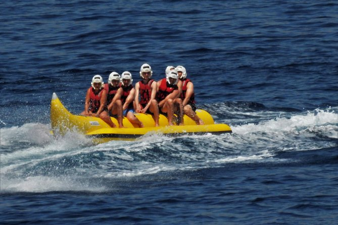 Banana Boat in Benidorm
