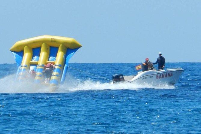 Fly Fish Ride in Benidorm