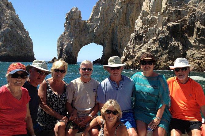 Privat tur for å besøke den berømte buen i Cabo San Lucas