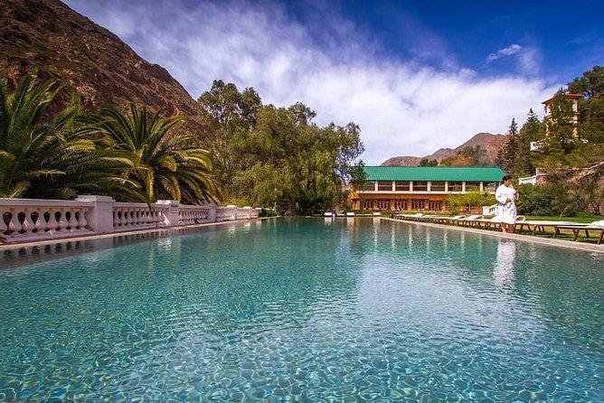 Termas Cacheuta: día completo en el balneario de aguas termales, Mendoza, ARGENTINA