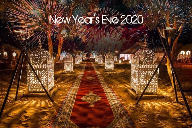 Marrakech New Year Eve Desert Tour 2021