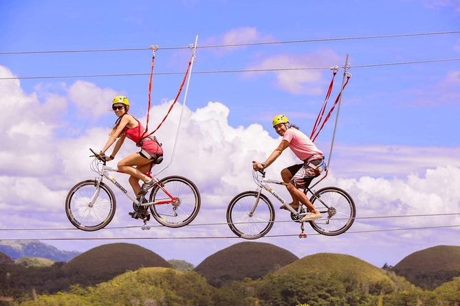 Bohol Tour with Bike Zip Adventure