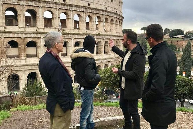Private Colosseum and Roman Forum Tour with Hotel Pickup