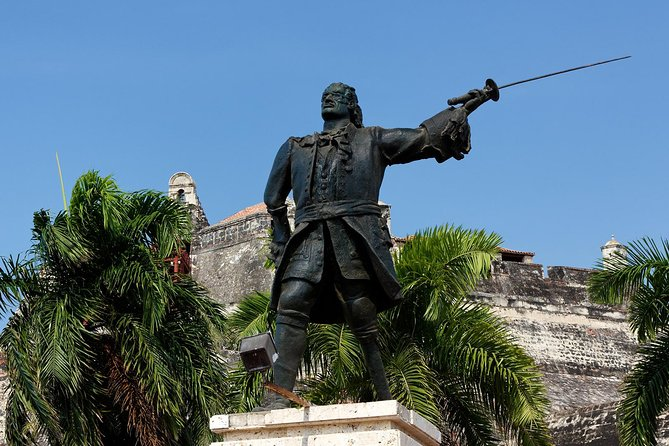 Soundwalkrs app: The Great Battle, Fort of San Felipe