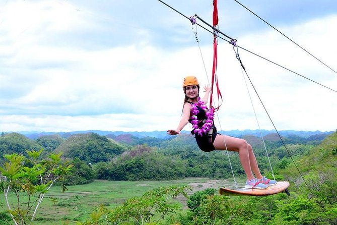 2019 Bohol Countryside Tour with Surf Ride Adventure (ALL-INN) photo 1