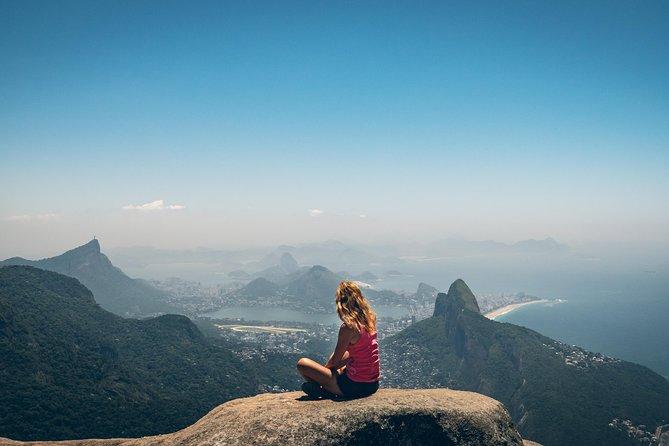 Rio's Challenge: Pedra da Gávea Hike
