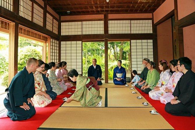 Izumi-shi Tea Ceremony and Kimono Experience