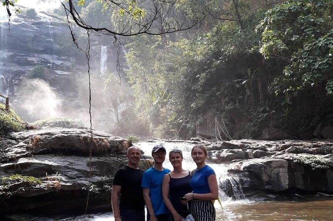 Full-Day Tour of Doi Inthanon National Park