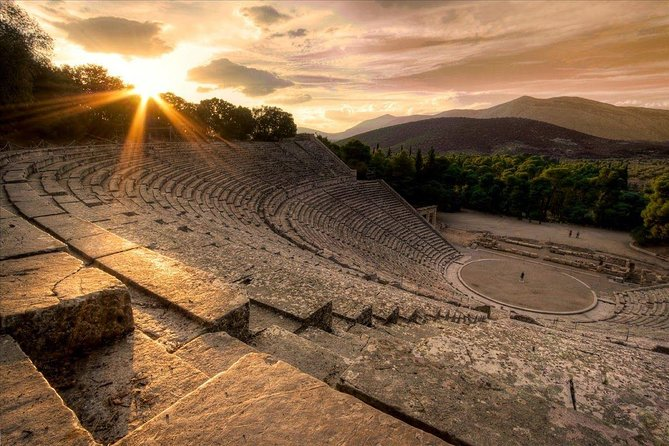 Private Tour of Epidaurus, Ancient Corinth & Isthmus Canal From Athens