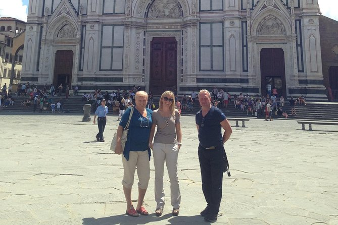 Florence and Pisa Private Tour from Livorno (Up to 15 Participants)