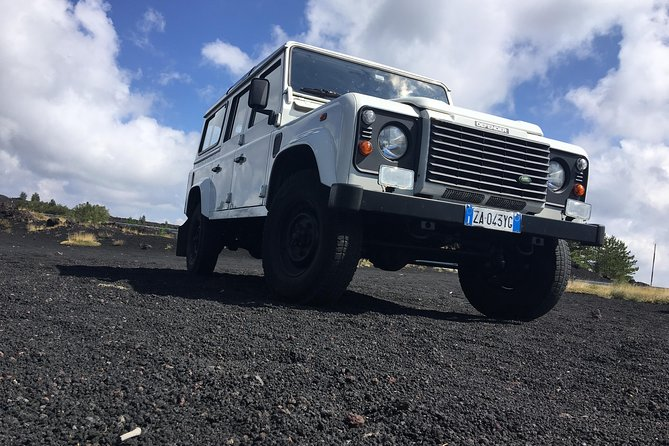 Mount Etna Jeep 4x4 Full Day Tour from Catania or Taormina