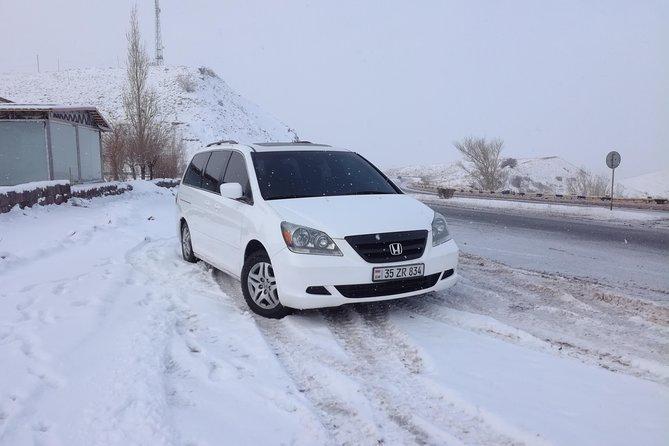 Transfer Tbilisi/Yerevan/Tbilisi