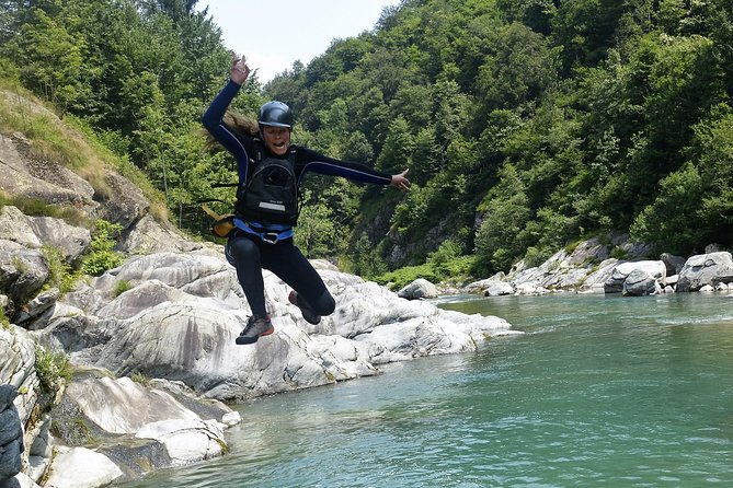 Canyoning Experience in Sorba River