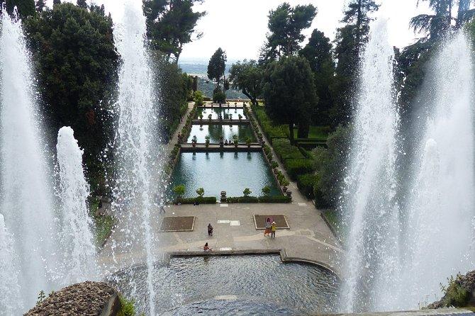 Tivoli's Villa d'Este and Hadrian's Villa: Private Day Trip from Rome