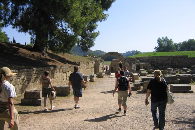 Accessible Tour Katakolon Port, Ancient Olympia Archaeological Site and Museum