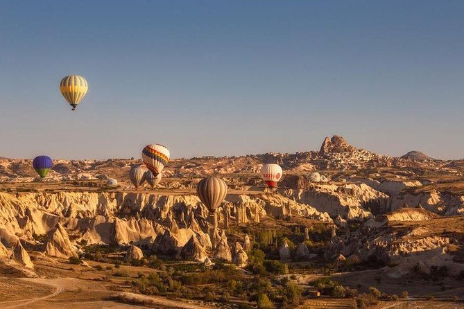 6-Day Turkey Tour in Gallipoli, Troy, Pergamon, Ephesus, Pamukkale & Cappadocia