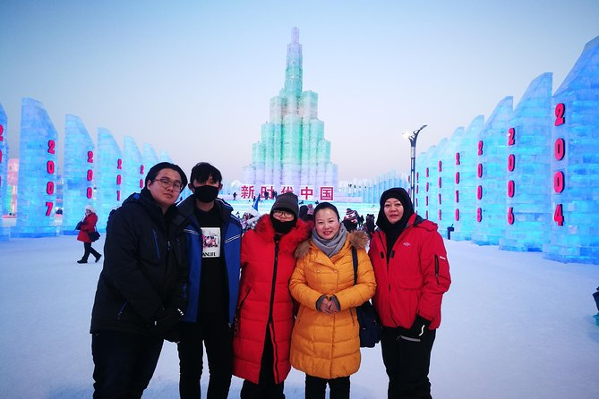 3-Day Private Harbin Ice Festival Family Holiday Tour