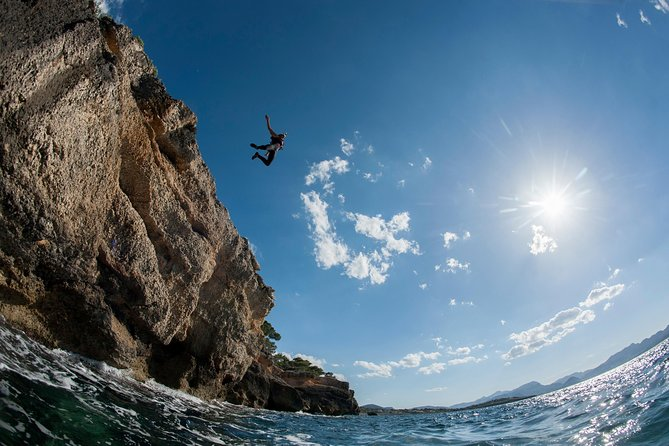 Coasteering in South Mallorca with Transfers