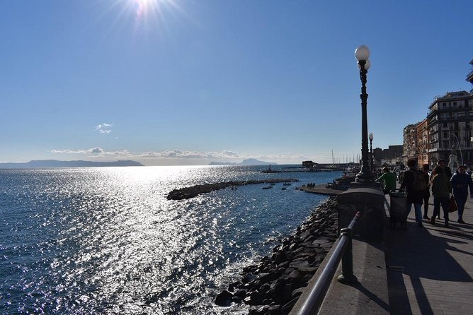 Seaside Naples Food Tour with Marina Promenade & Visit of Castel dell'Ovo photo 4
