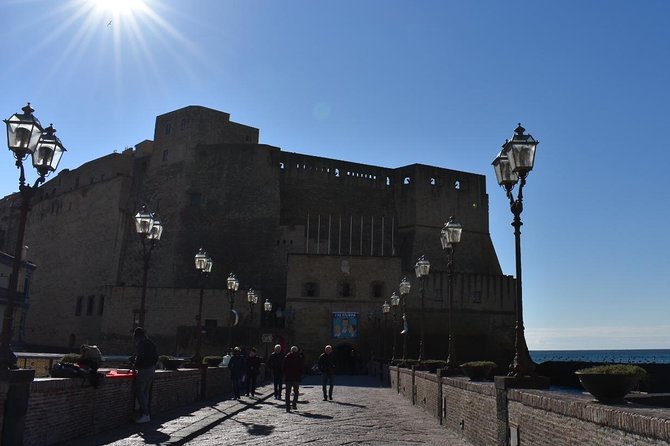 Seaside Naples Food Tour with Marina Promenade & Visit of Castel dell'Ovo photo 11