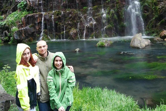 One day tour of Dashbashi canyon
