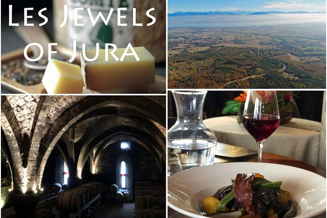 Les Jewels of Jura - all-inclusive wine and culinary day-tour