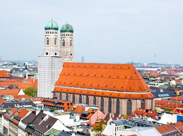 Scavenger Hunt - City Tour Munich Old Town