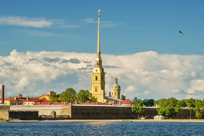 St. Petersburg Walking Tour to Peter and Paul Fortress