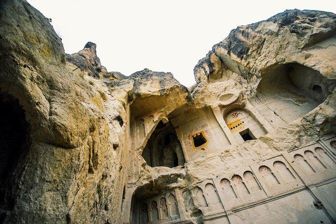 Cappadocia Green Tour Including Ihlara Valley & Derinkuyu Underground City