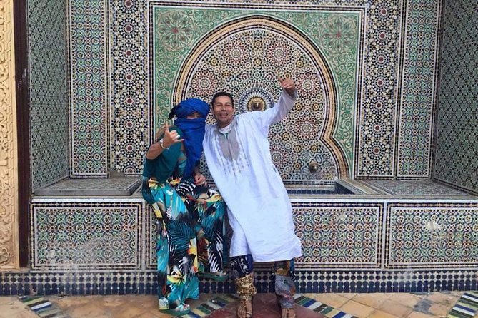 Private Day Tour From Marrakech To Casablanca Hassan 11 Mosque & Rick's Cafe