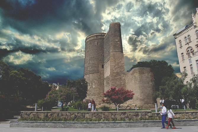 Private or Sharing 4 Hours Baku City Tour, Old City, Baku Boulevard, Upland Park