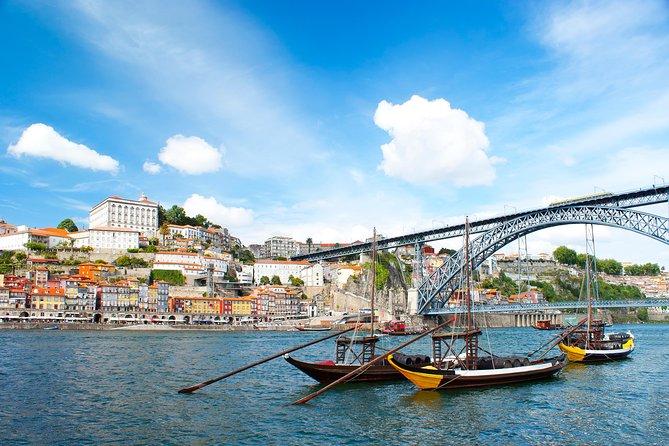 Viagem de dia inteiro em Porto - Excursão privada saindo de Lisboa