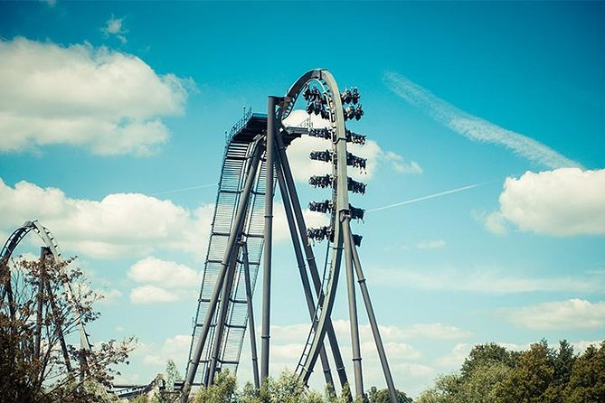 THORPE PARK 1 day Admission Ticket photo 4