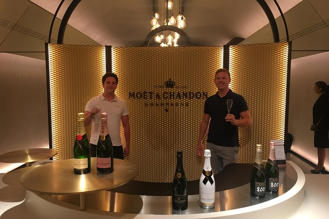 Champagne Day Trip to Moët et Chandon and Family Winery with Lunch from Epernay photo 3