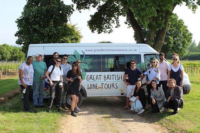 Kent Vineyards Bus Tour