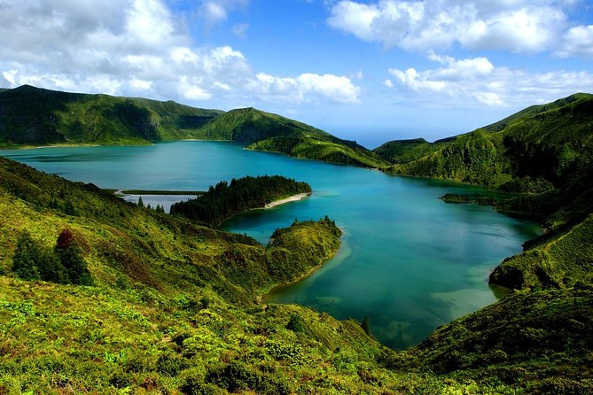 Half Day Lagoa do Fogo Half Day Lagoa do Fogo (Min. 2 Persons)