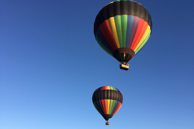 Black Hills Balloons - Fly in a hot air balloon over the Black Hills!