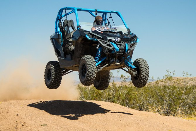Oui Experience 3 Hours You Drive UTV Las Vegas Desert Experience!