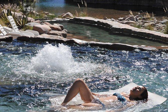 Termas de Cacheuta: Tarde de balneario de aguas termales con traslado privado, Mendoza, ARGENTINA