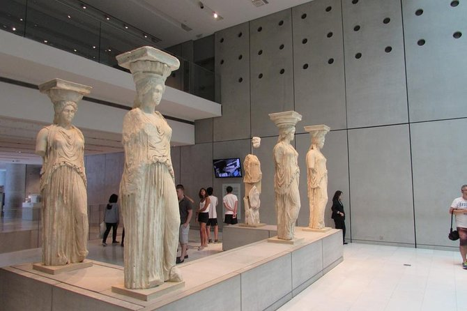 Ancient Athens Uncovered: Skip the Line Acropolis Museum & Anc. Olympic Stadium