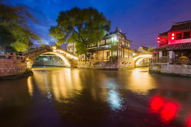 Private Round Trip Transfer to Fengjing Ancient Town from Shanghai
