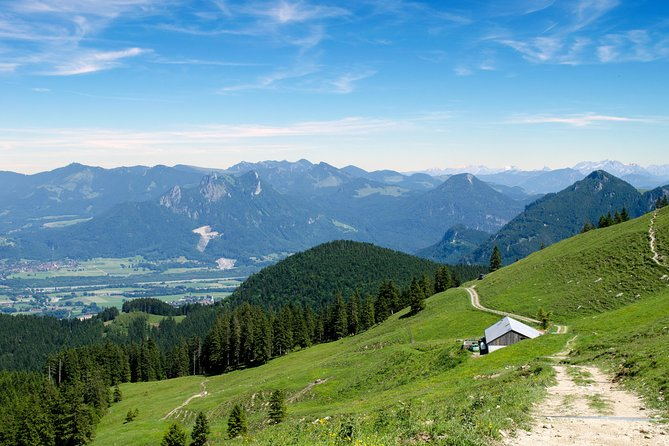 Private Tour from Salzburg with tour end in Munich
