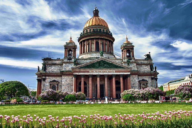 2-day Private Shore Excursion of St Petersburg with Faberge Museum